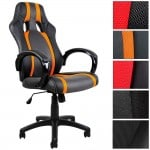 swivel desk office gaming chair
