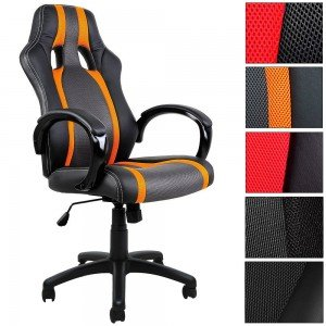 Swivel Desk Executive Office Chair Review