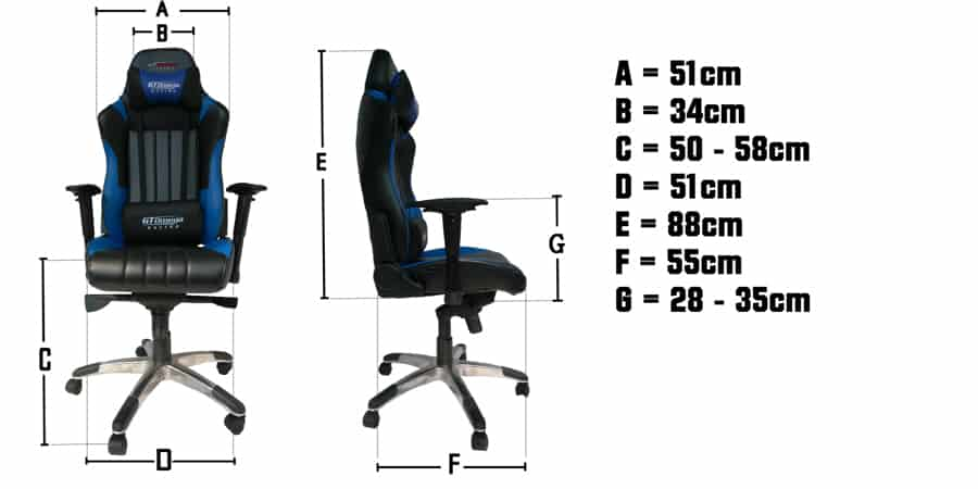 evo xl dimensions
