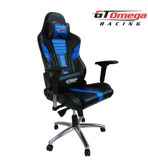gt omega racing master xl chair