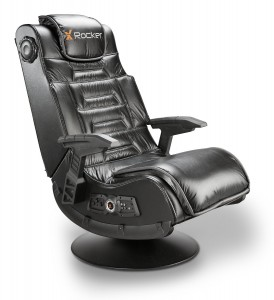 X-Rocker Pro Advanced 2.1 Gaming Chair Review