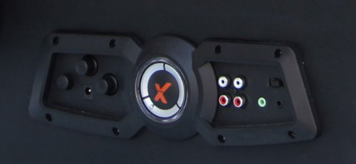 Monza controls and inputs