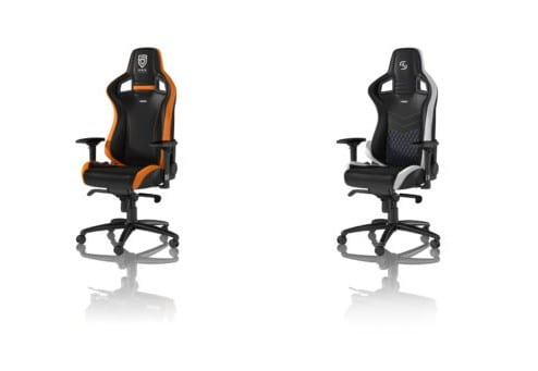 noble chairs gaming special edition