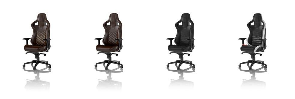 noble gaming chairs real leather chairs