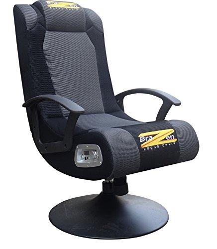 Brazen Stag 2 1 Surround Sound Gaming Chair