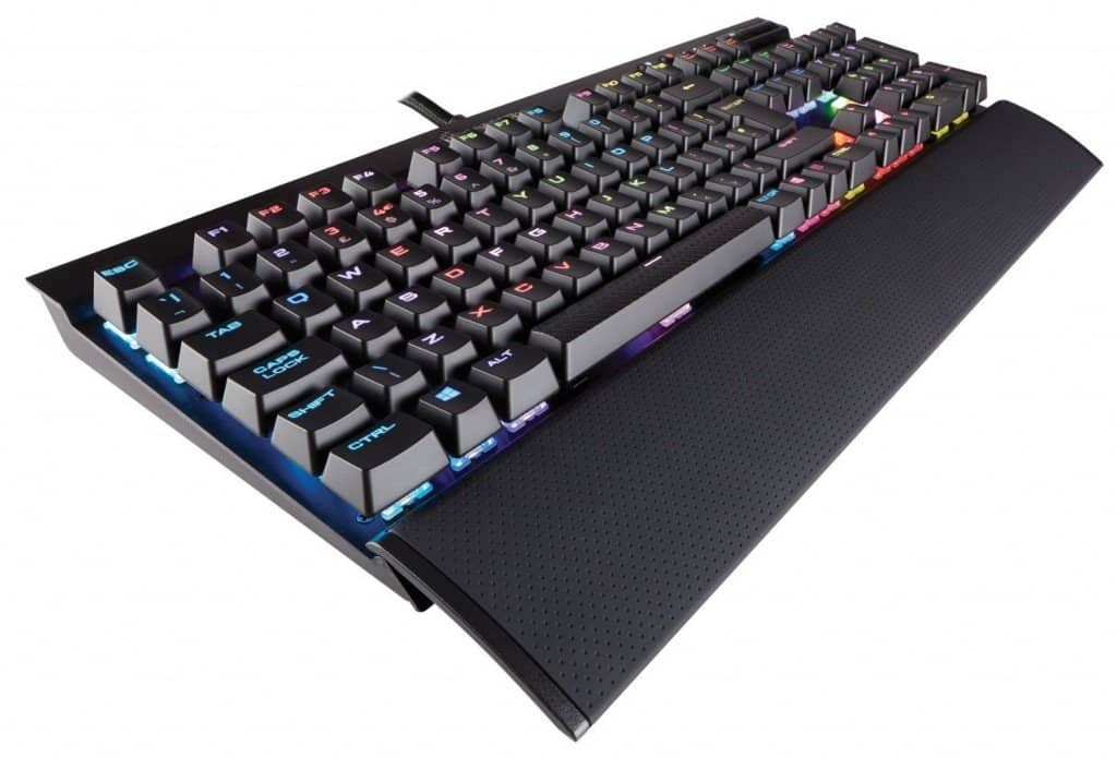 Corsair K70 RGB Rapidfire Mechanical Gaming Keyboard