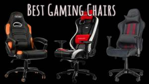 10 Best Gaming Chairs 2017 – Reviews and Buyer's Guide