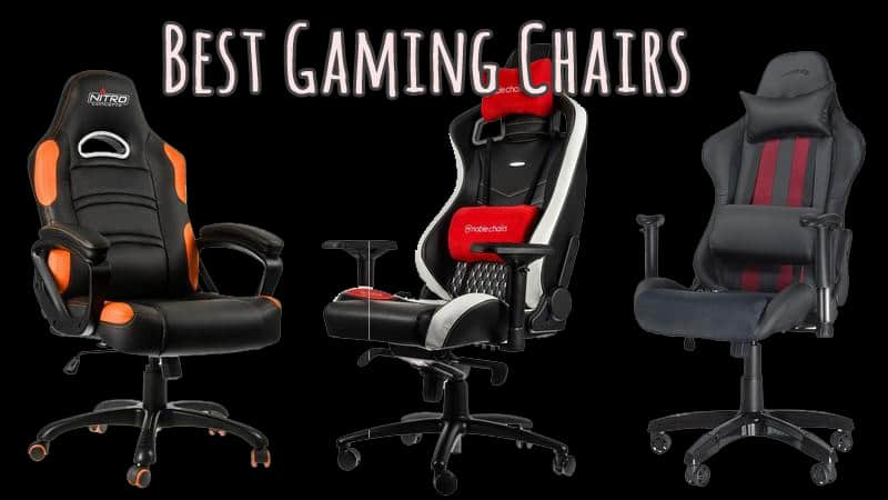 best gaming chairs review